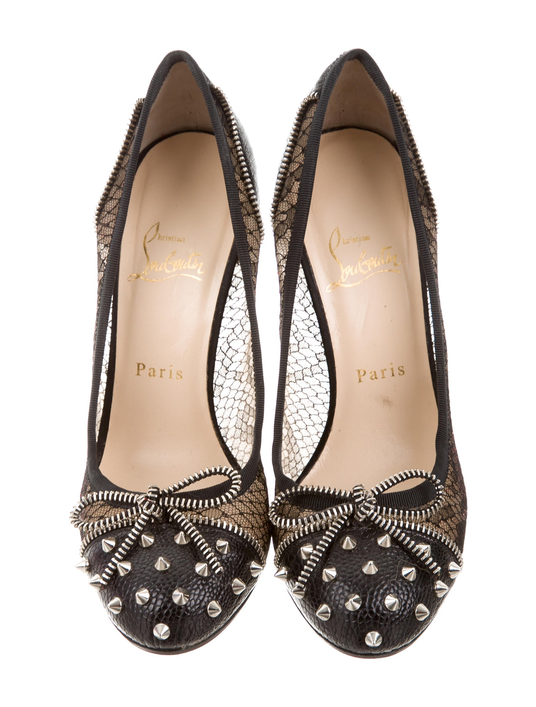 Shop lace pump dress shoes at Neiman Marcus, where you will find free shipping on the latest in fashion from top designers.