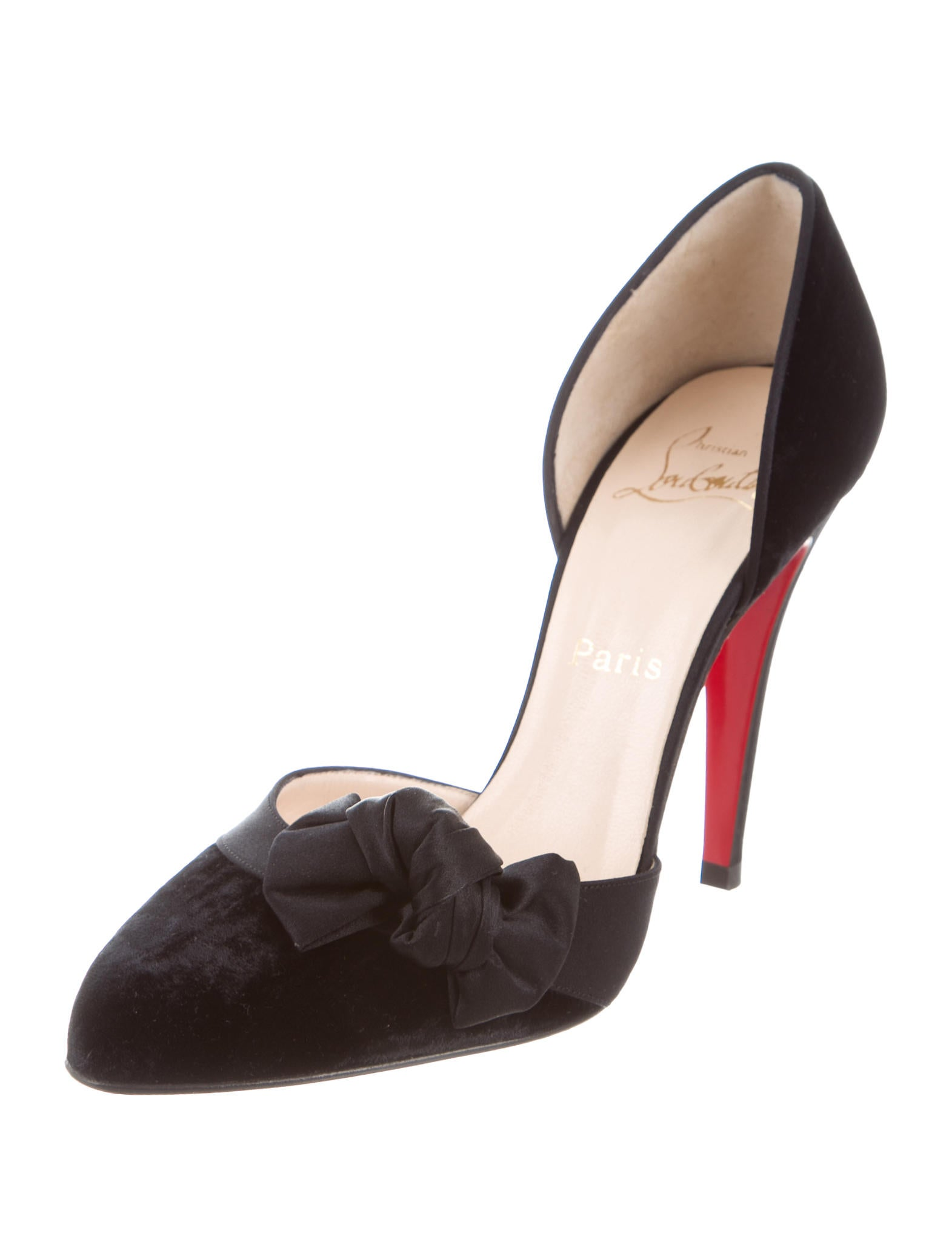 d2916ff0ea8 Atlassian CrowdID - Christian Louboutin Black High Heels Online So ...