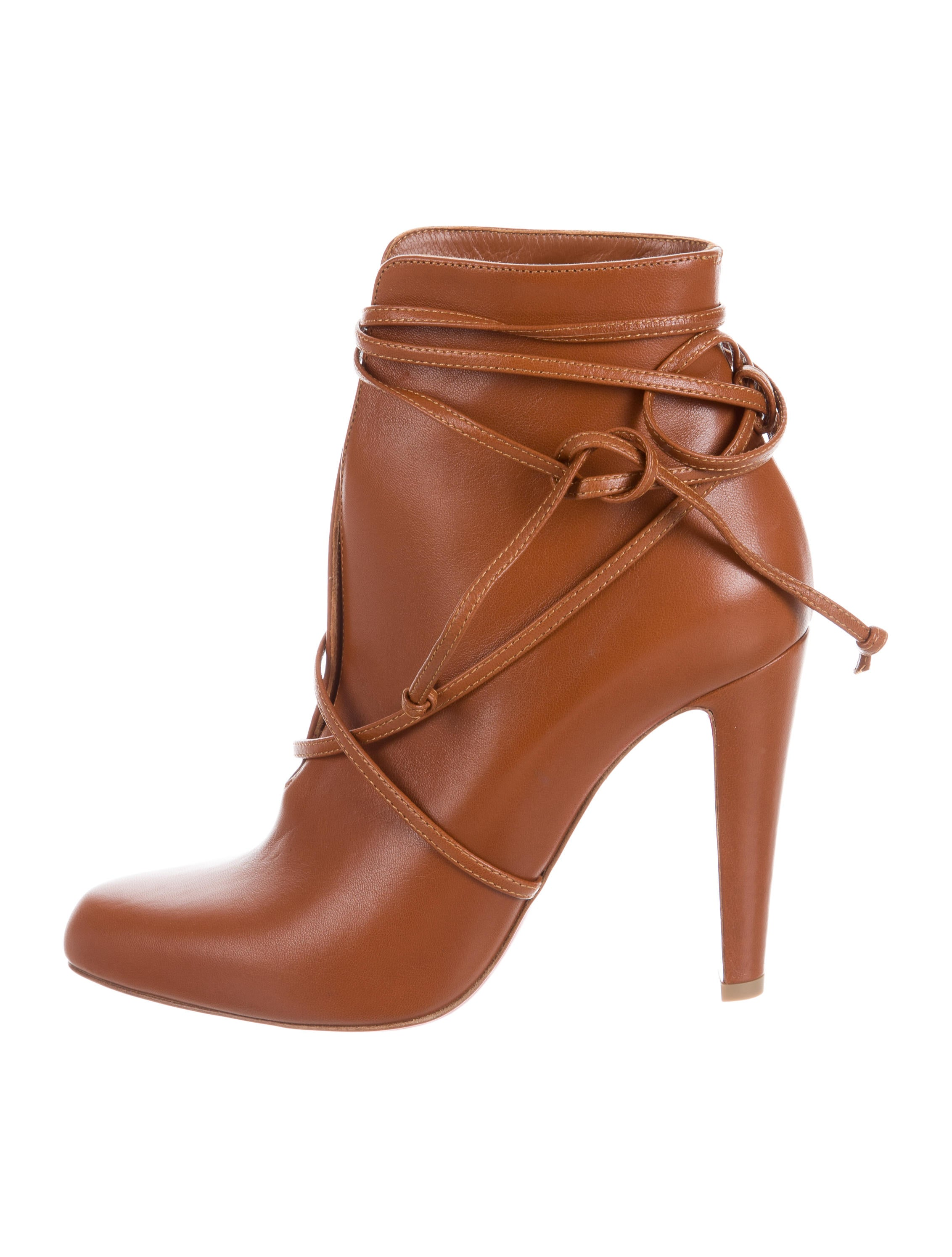 0ccc14ed753 Christian Louboutin 2017 S.I.T Rain 100 Ankle Boots w  Tags - Shoes ...