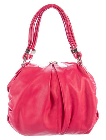 Christian Louboutin Leather Shoulder Bag None