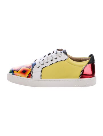 Christian Louboutin Tre Tipi Sneakers None