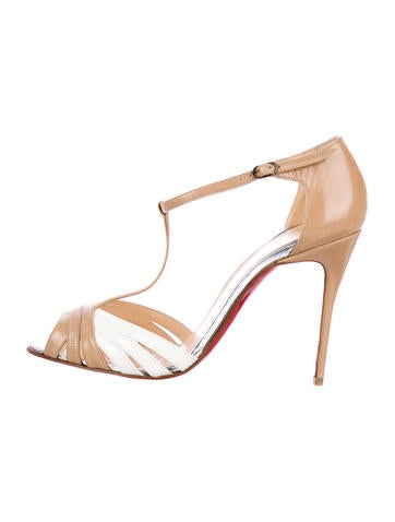 Christian Louboutin Colorblock Leather Pumps None