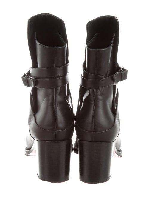 22c9e87bc72 Christian Louboutin Karistrap Leather Ankle Boots - Shoes - CHT81261 ...