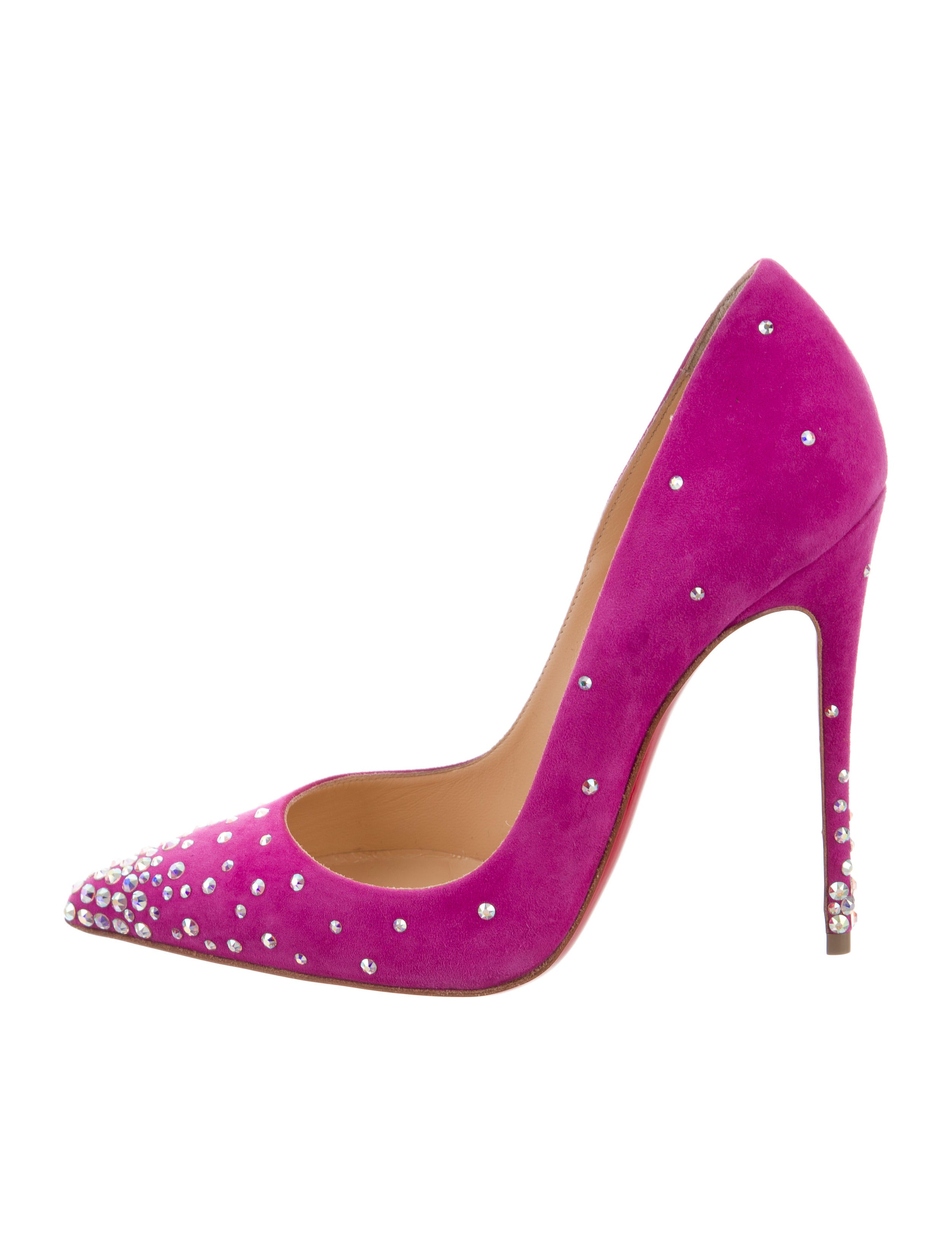 67177a19048b Christian Louboutin Degrastrass 120 Pumps w  Tags - Shoes - CHT82017 ...