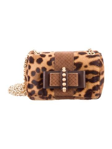 Christian Louboutin Mini Sweet Charity Bag None