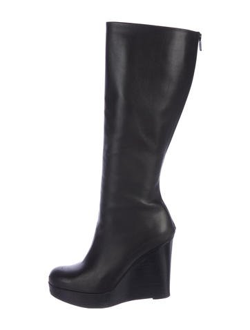Christian Louboutin Zepita Knee-High Boots None