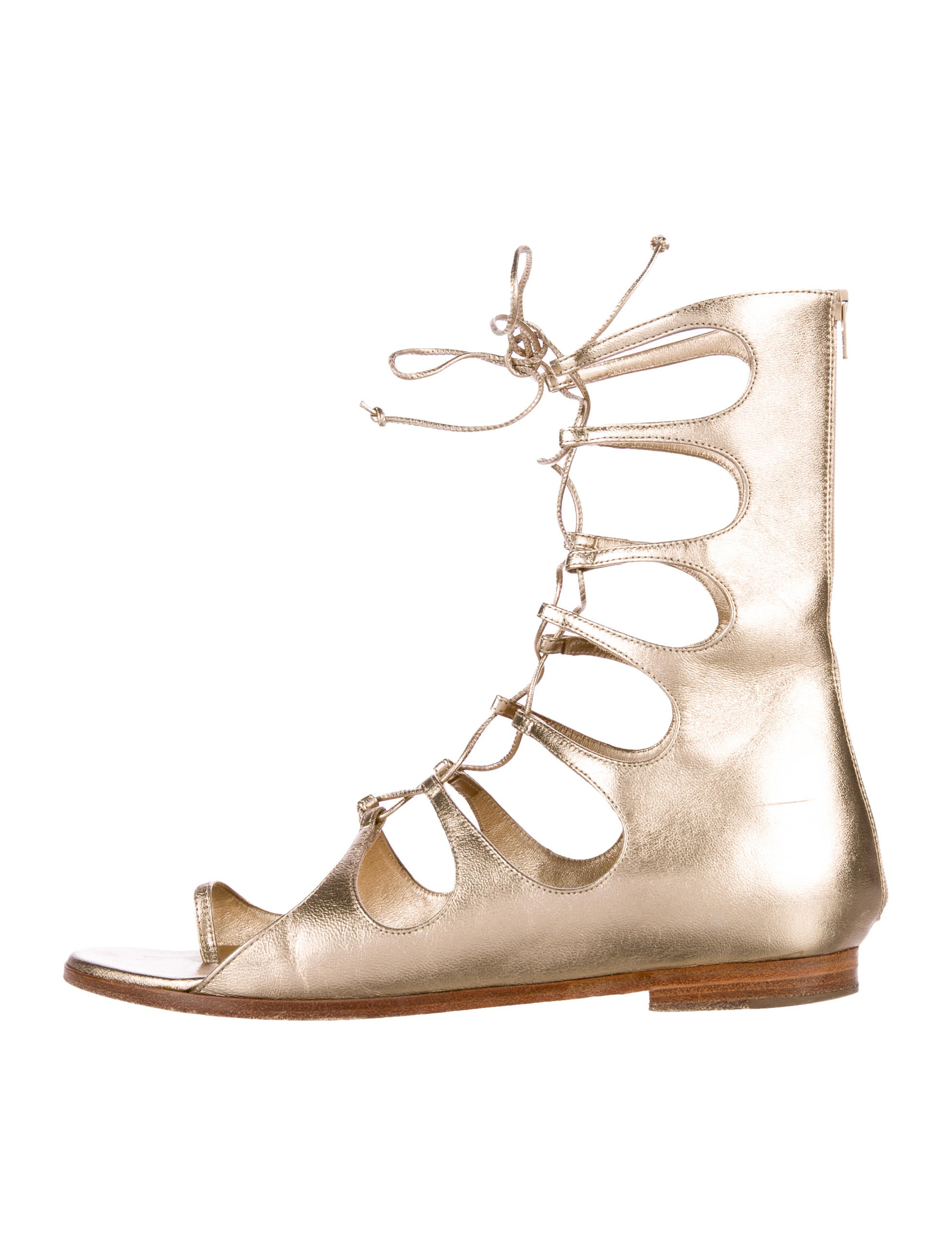 552abe7165af Christian Louboutin Sparty Gladiator Sandals - Shoes - CHT87284 ...