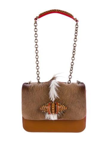 Christian Louboutin Gazelle Sweet Charity Bag None