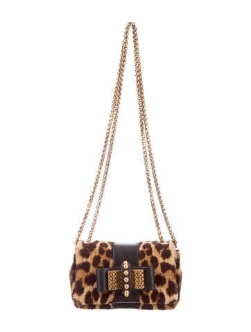 Christian Louboutin Mini Sweet Charity Bag w/ Tags None