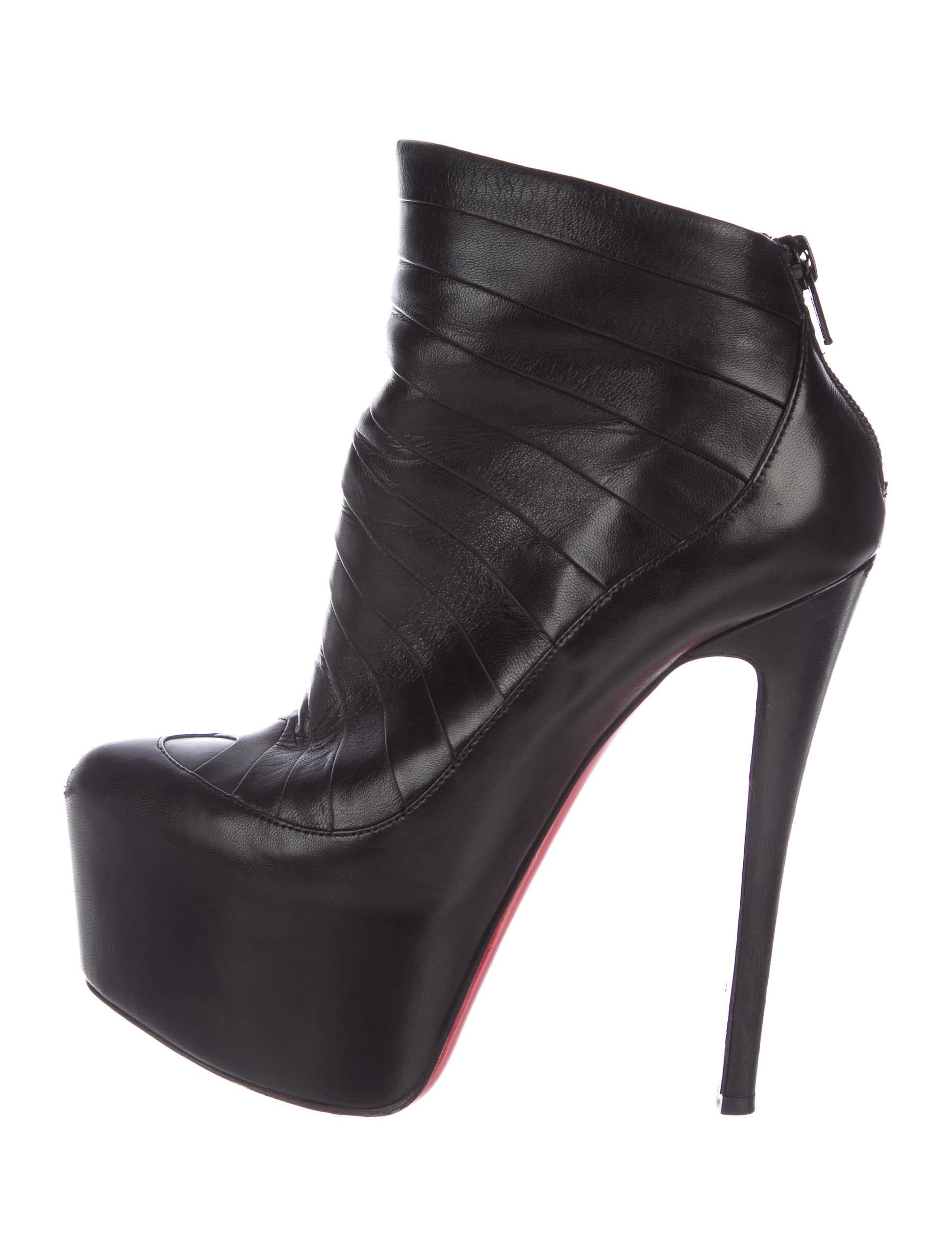 100% authentic 100% authentic for sale Christian Louboutin Amor 160 Platform Booties buy cheap wiki best sale authentic for sale p8tl18QHp