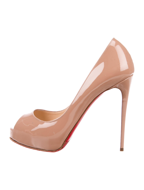 df2def0c73e1 Christian Louboutin New Very Prive Platform Pumps - Shoes - CHT90740 ...