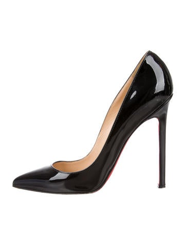 Christian Louboutin Pigalle 120 Pumps None