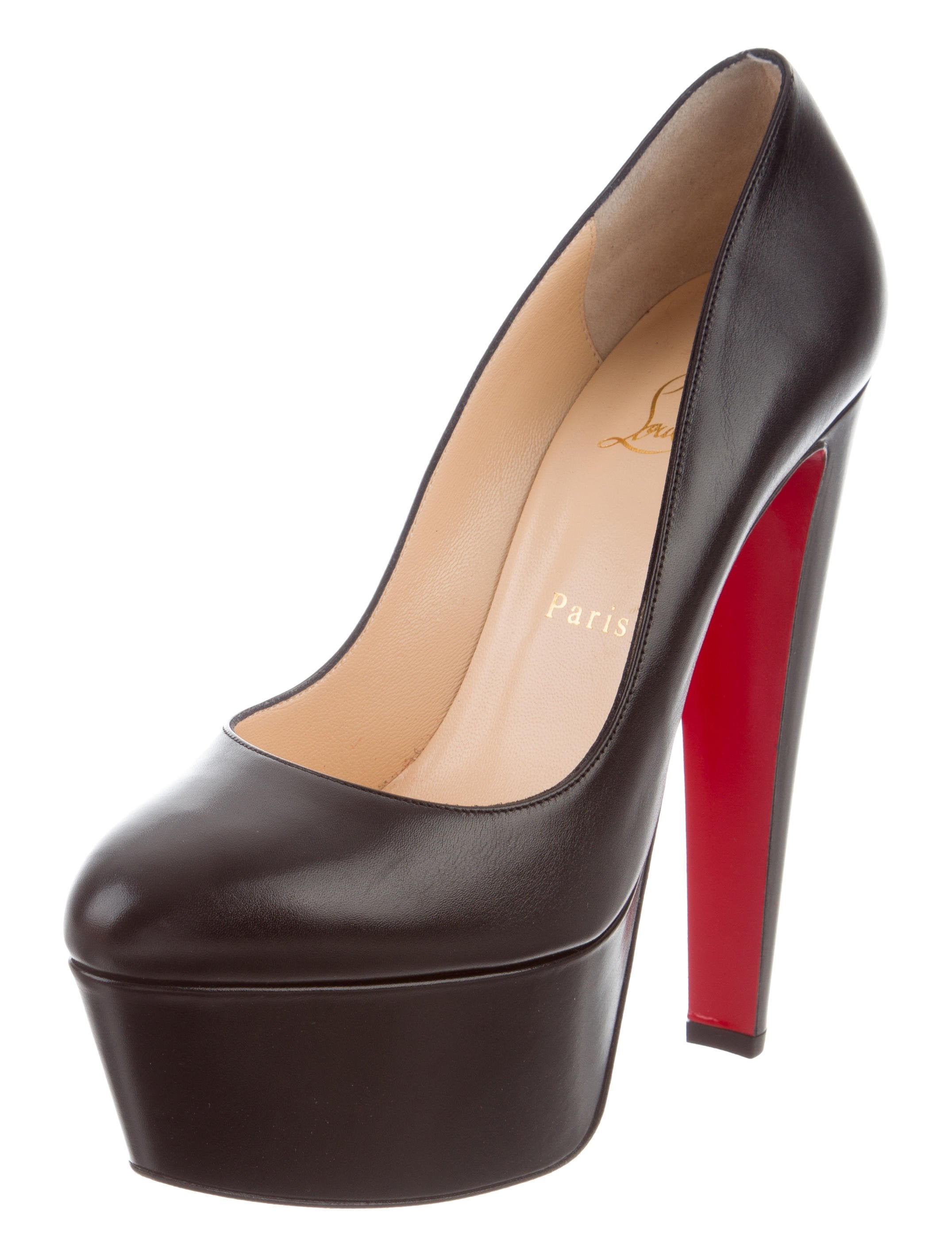 outlet 2015 new Christian Louboutin Alta Vicky 160 Pumps w/ Tags reliable for sale ntZabfK