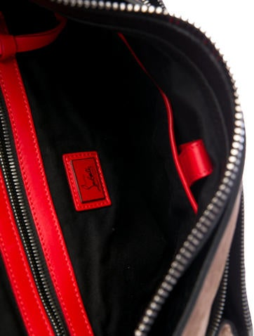 Syd Leather & Suede Backpack