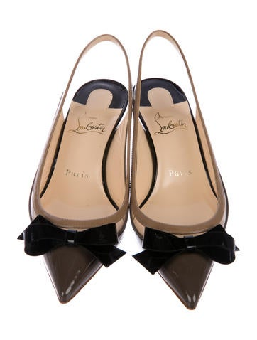 Suspenodo 45 Slingback Pumps w/ Tags