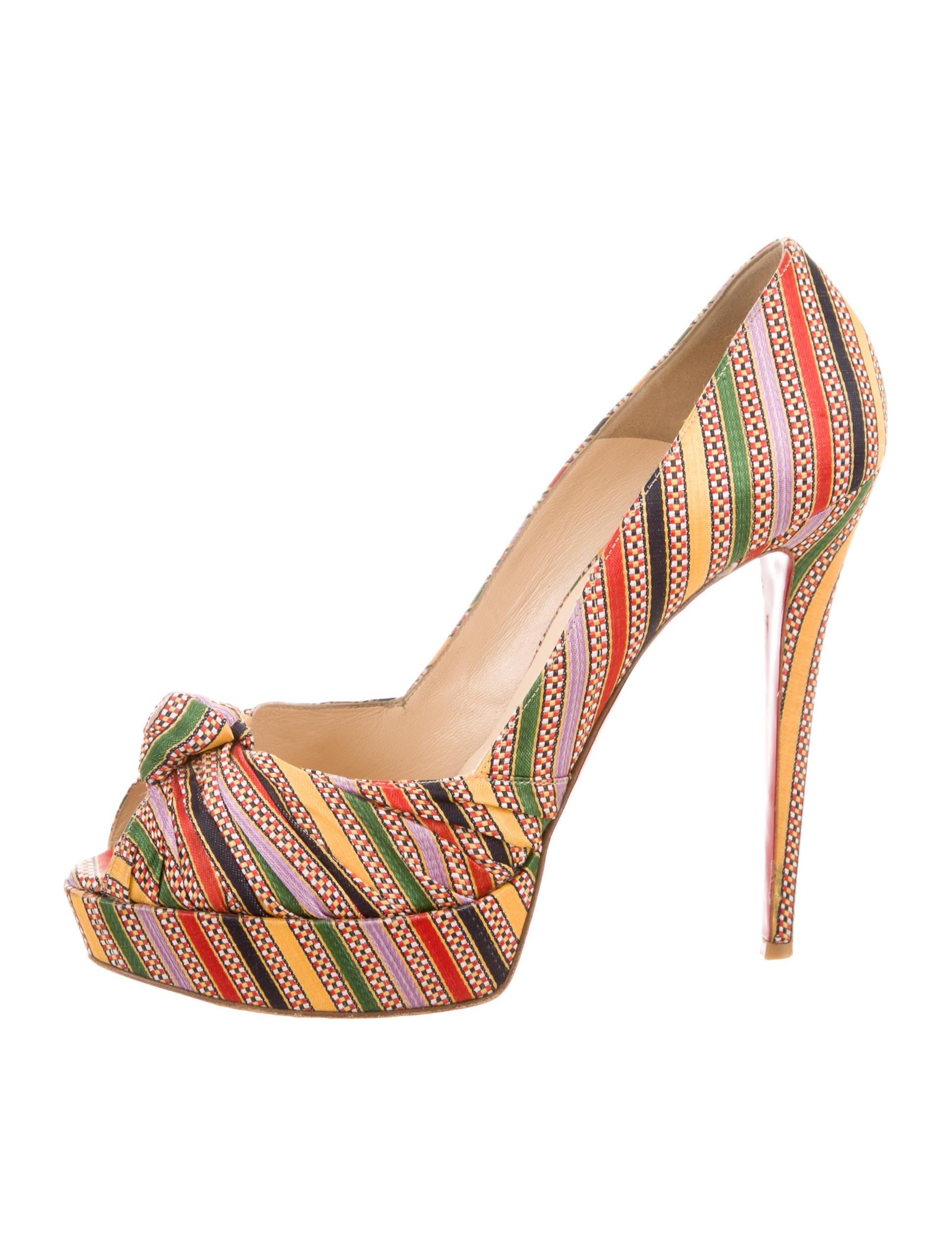 high quality cheap price sale choice Christian Louboutin Rasta Damas Greissimo 140 Pumps HLHOK