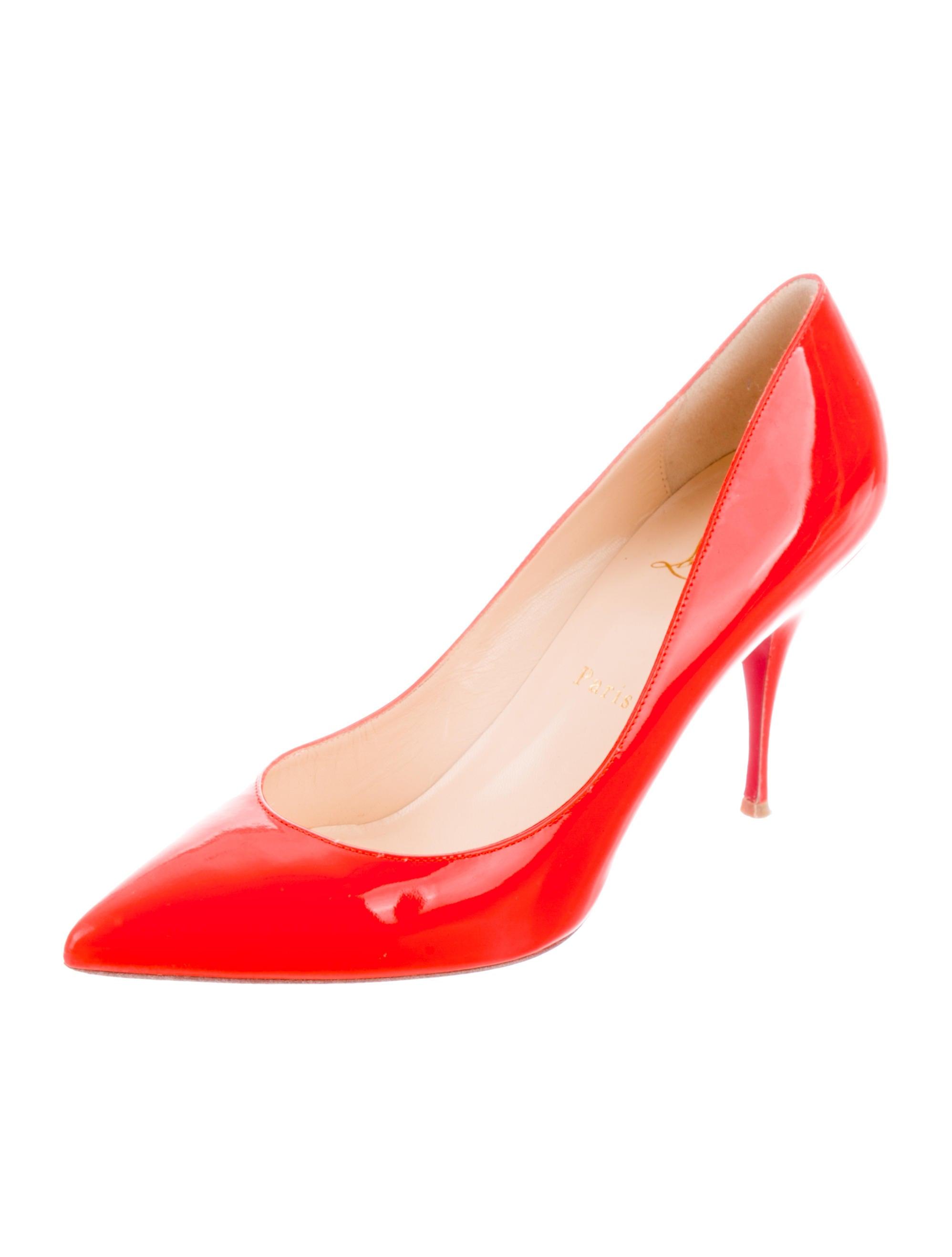 08e7375ff174 Christian Louboutin Piou Piou 85 Pumps - Shoes - CHT94500