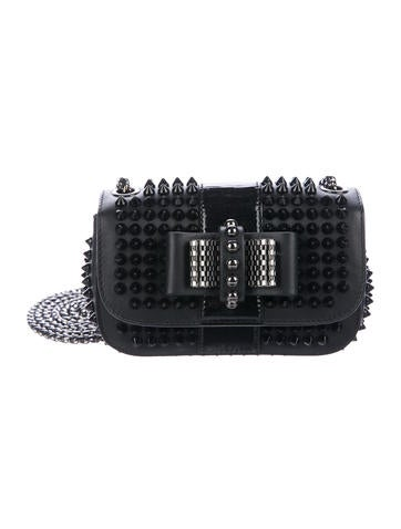 Christian Louboutin Spike Small Sweet Charity Bag None