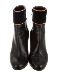 finest selection f4b1d a8b00 Christian Louboutin Moulamax 85 Suede Ankle Boots - Shoes ...