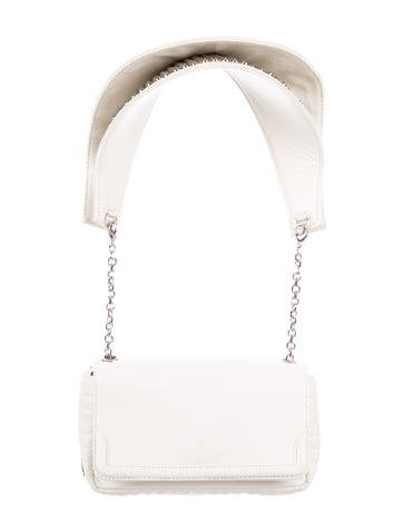 Christian Louboutin Artemis Stardust Spiked Bag None