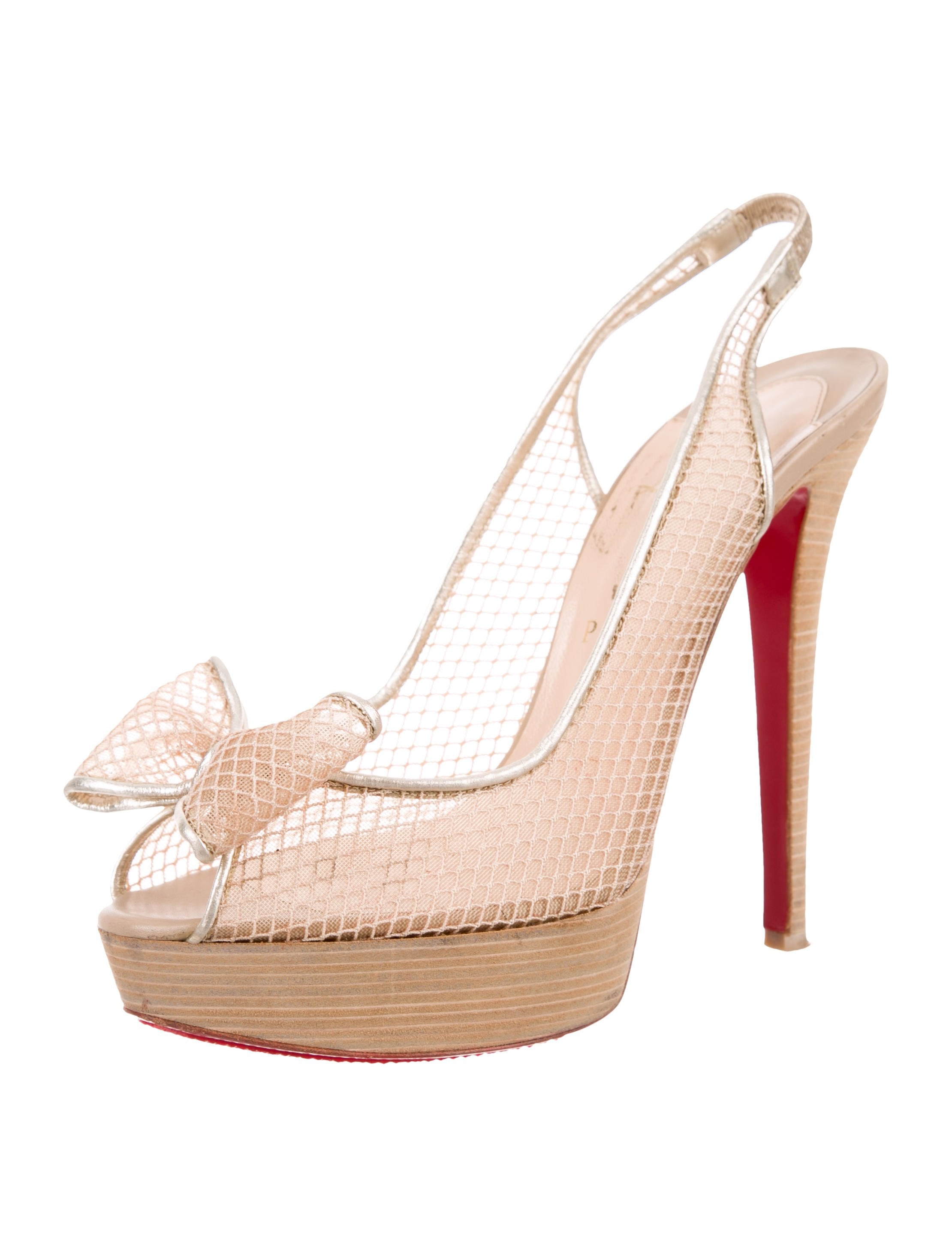 Christian Louboutin Exclu 140 Platform Pumps clearance huge surprise many kinds of for sale cheap discount authentic SMWrwRr