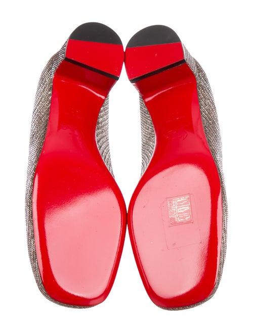 c031e8d5fb8 Christian Louboutin Cadrilla 35 Chain Pumps w/ Tags - Shoes ...