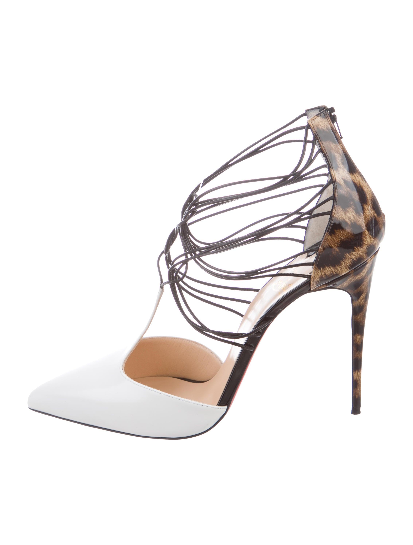 655e1f1dd05e Christian Louboutin Confusa 100 Pumps - Shoes - CHT96559