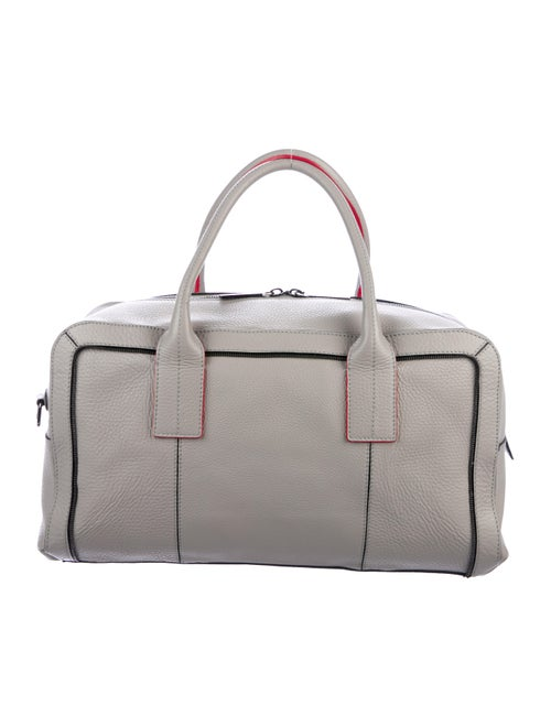 b430fad0db2 Christian Louboutin Leather Fredo Weekender - Bags - CHT96701 | The ...