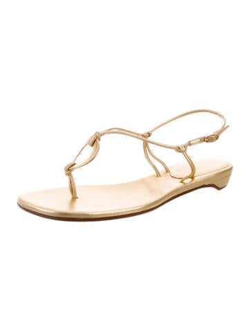 buy cheap original comfortable for sale Christian Louboutin Lilou Flat Sandals w/ Tags get authentic sale online really online DBz2q5uk