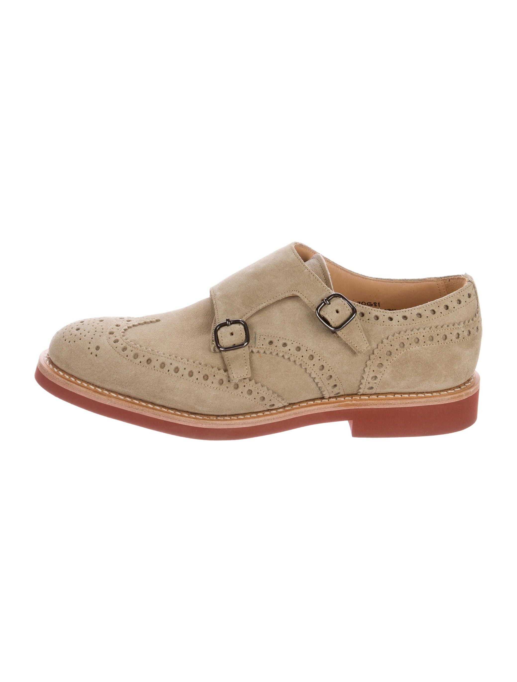 Church s Kelby Double Monk Strap Shoes - Shoes - CHU20484  545866b2ff2