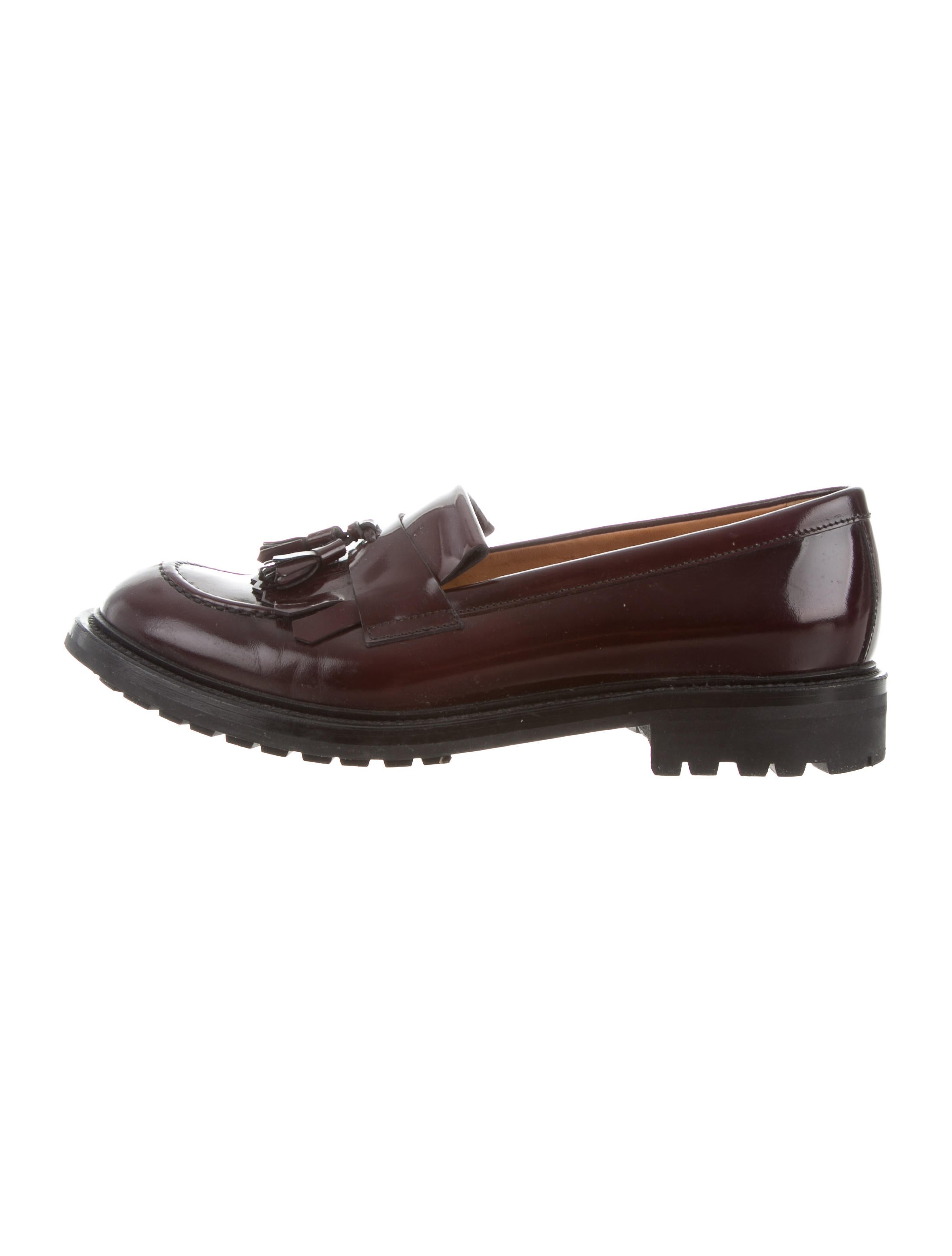 Church's Pansy Leather Loafers get authentic reliable cheap big discount visit new outlet enjoy L1HMSzdrO
