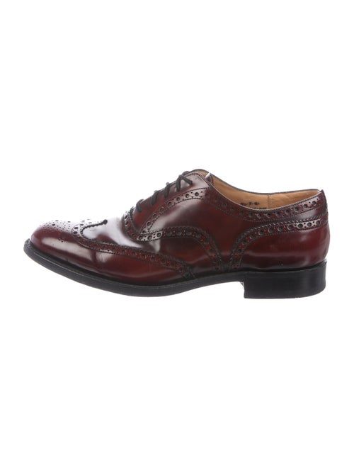 Church's Leather Wingtip Brogues