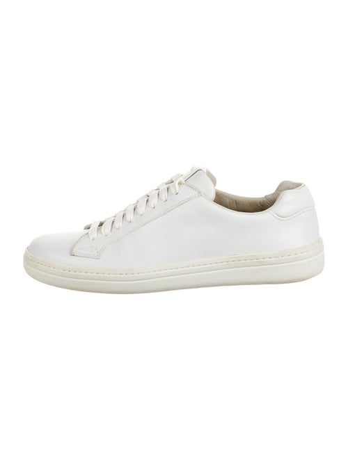 Church's Leather Sneakers White