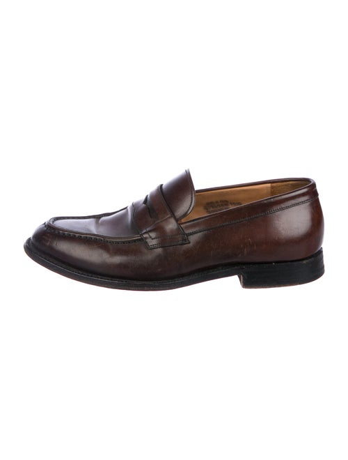 Church's Leather Loafers Brown