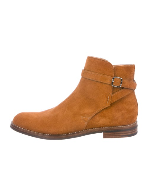 Church's Suede Boots Brown