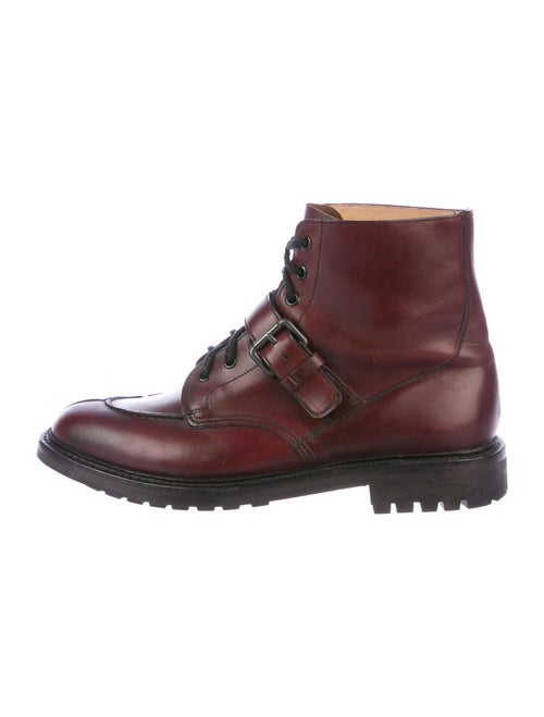 Church's Leather Combat Boots