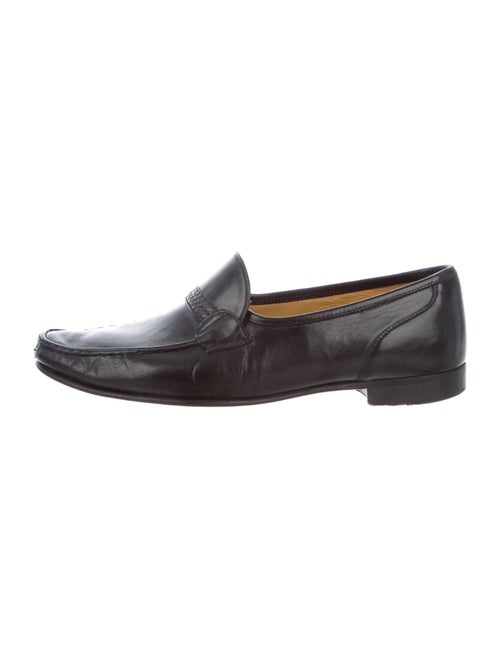 Church's Leather Loafers Black