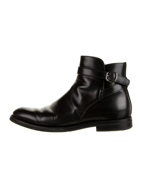 Church's Leather Boots Black