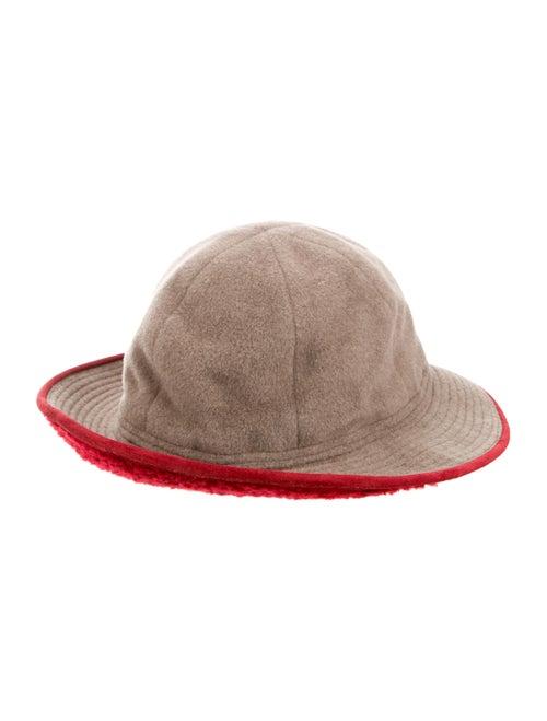Chapeaux Motsch x Hermès Cashmere Bucket Hat - image 1