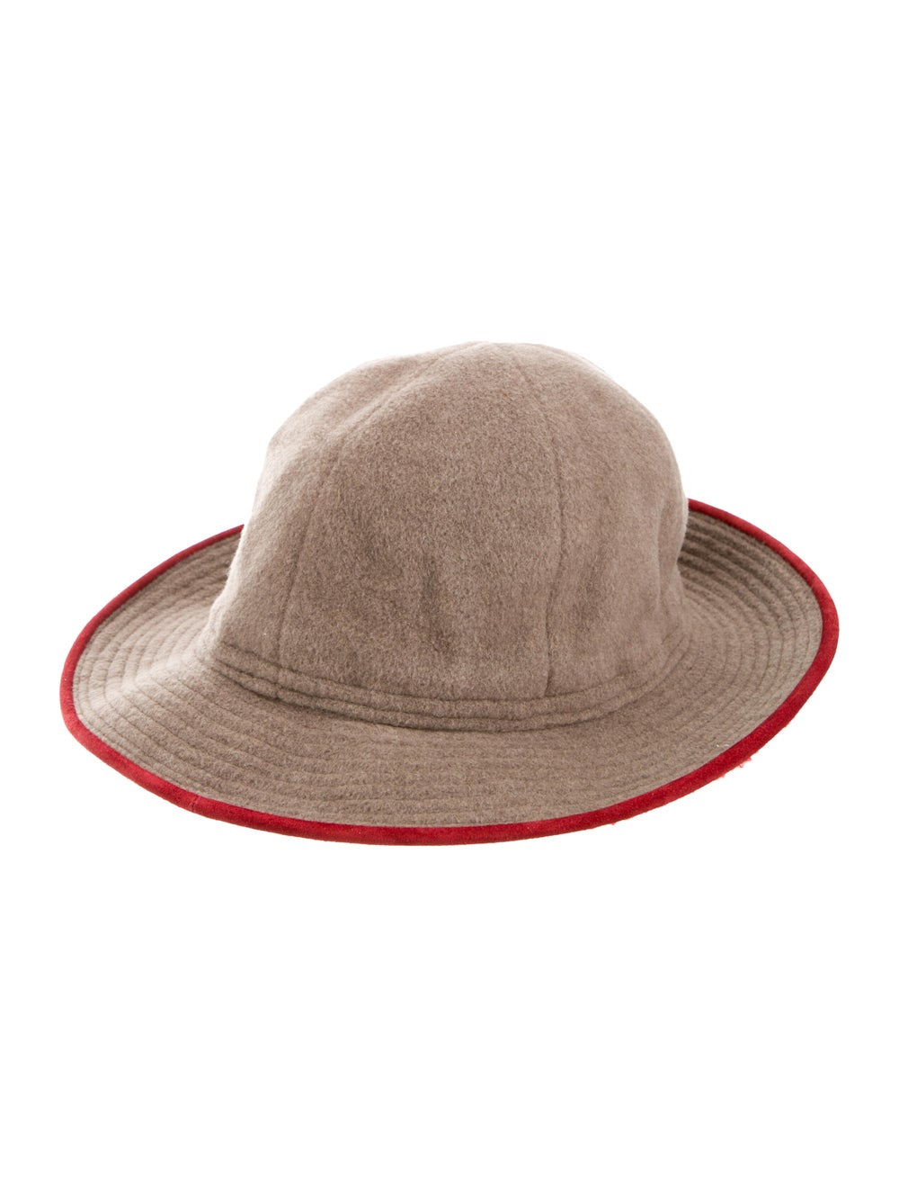 Chapeaux Motsch x Hermès Cashmere Bucket Hat - image 2