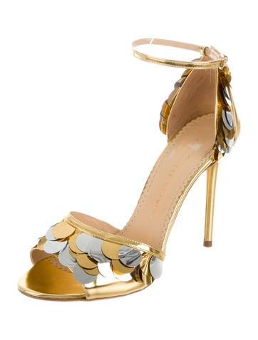 Triton Embellished Sandals