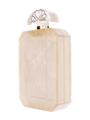 Perfume Bottle Clutch