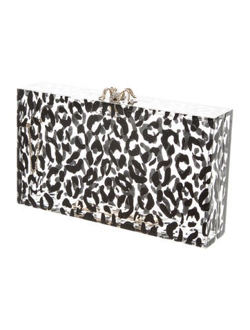 Pandora Box Clutch