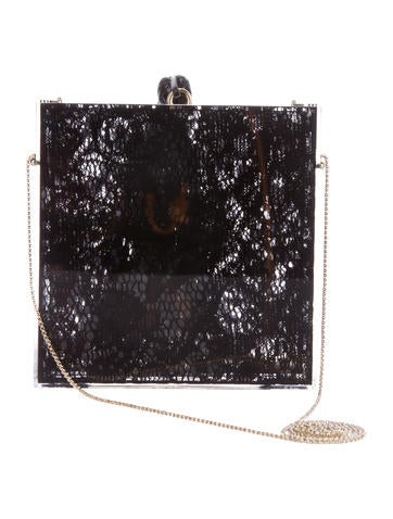 Tassel Matchbox Evening Bag