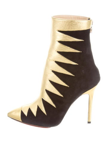 Hazel Ankle Boots