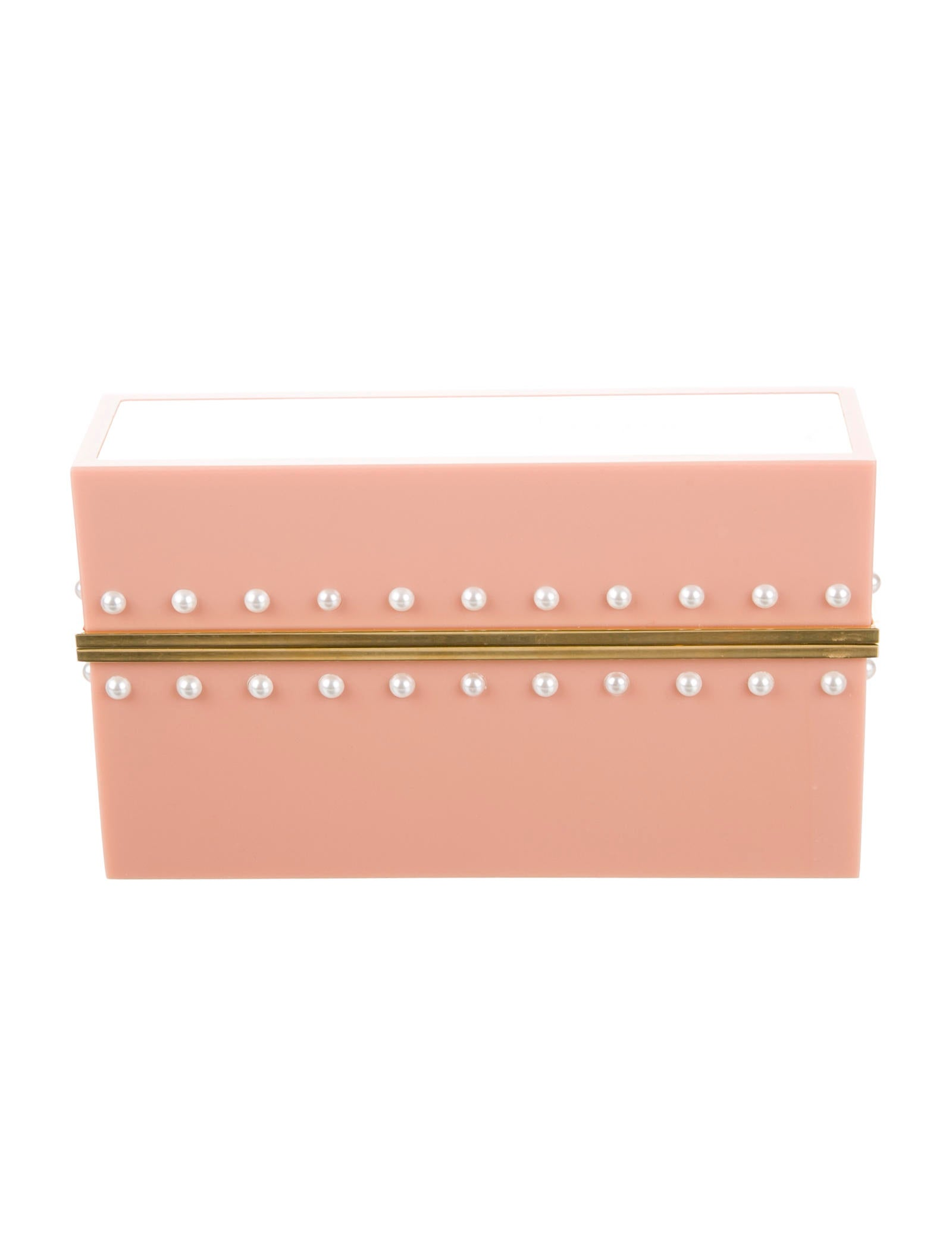 Charlotte Olympia Dressing Table Clutch - Handbags ...