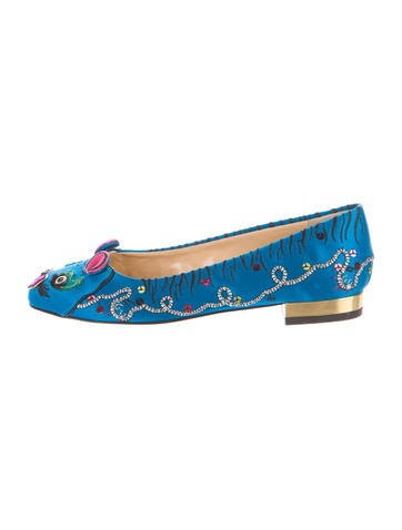 Charlotte Olympia Crouching Tiger None