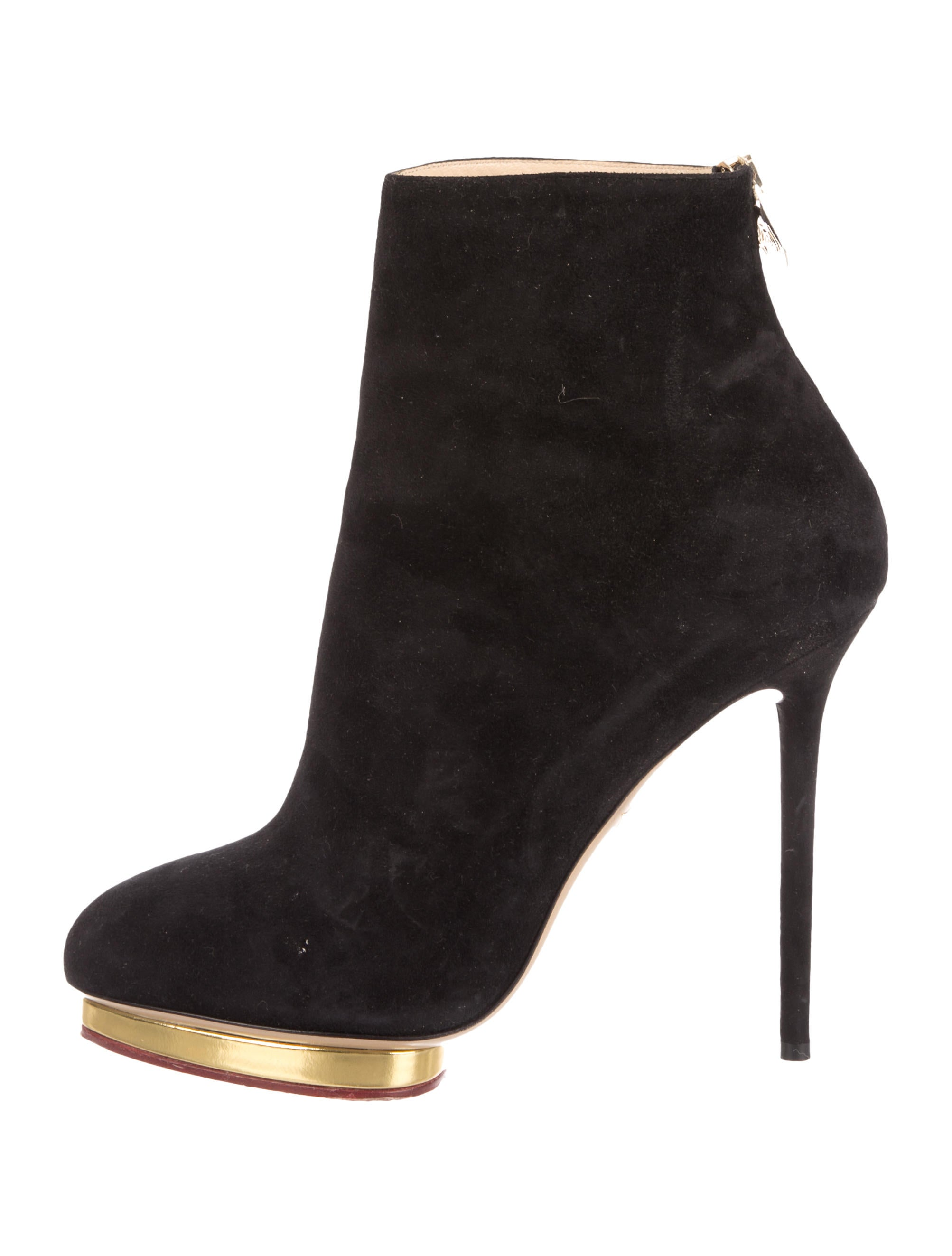 Charlotte Olympia Doreen Ankle Boots outlet 100% original wJK4VzR