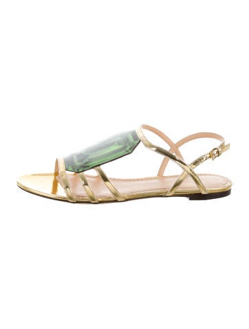 Charlotte Olympia 2016 What A Gem! Sandals w/ Tags cheap sale pre order cheap online store discount latest collections clearance store sale online 7y9ga9Tz