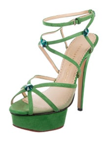 c57cc5ccee8 Charlotte Olympia | The RealReal